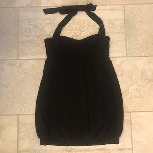 BCBG Halter Mini Dress